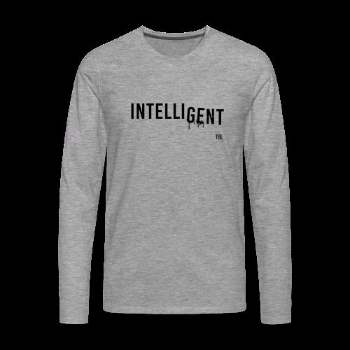IntelliGENT - Men's Premium Longsleeve Shirt
