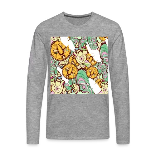 Mask Factory - Day Edition - Men's Premium Longsleeve Shirt