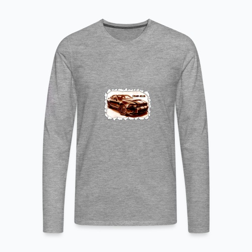 voiture - T-shirt manches longues Premium Homme