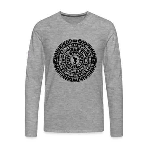 WENKA 4 - T-shirt manches longues Premium Homme