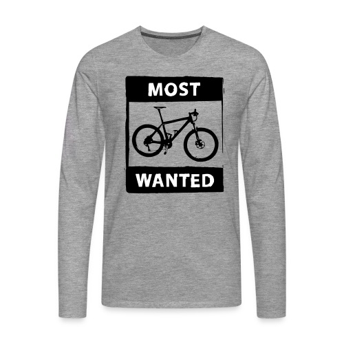 MTB - most wanted 2C - Männer Premium Langarmshirt