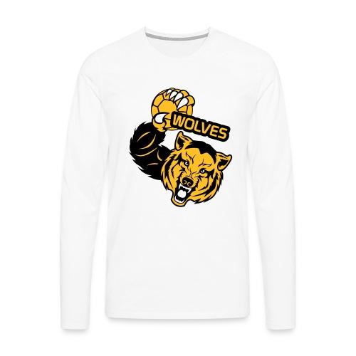 Wolves Handball - T-shirt manches longues Premium Homme