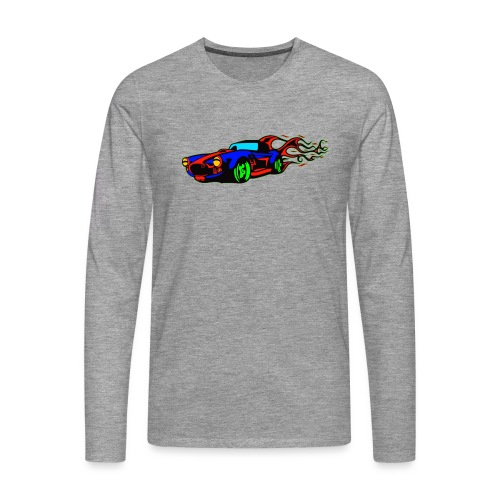 auto fahrzeug tuning - Männer Premium Langarmshirt