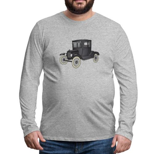 Modell T Oldtimer c - Männer Premium Langarmshirt