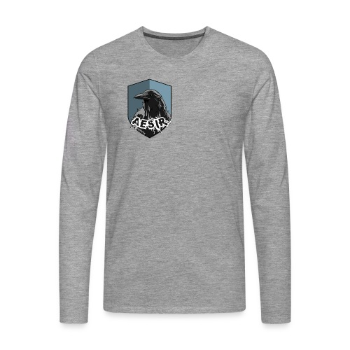 crest - Men's Premium Longsleeve Shirt