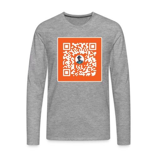 shaka saxo - T-shirt manches longues Premium Homme