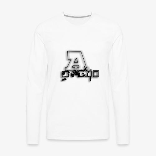 AI Beats - Men's Premium Longsleeve Shirt