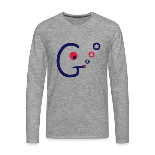 Ganjahead - Men's Premium Longsleeve Shirt