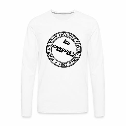Badge - T-shirt manches longues Premium Homme