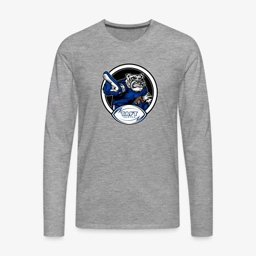 4769739 126934379 white tiger orig - Miesten premium pitkähihainen t-paita