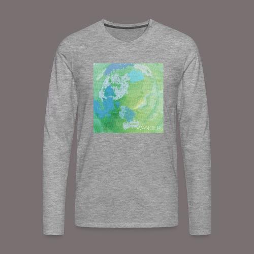 Wander - Männer Premium Langarmshirt