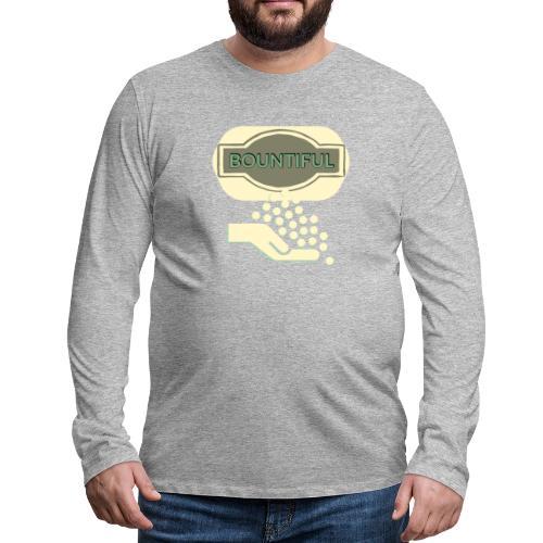 Bontifull - Men's Premium Longsleeve Shirt