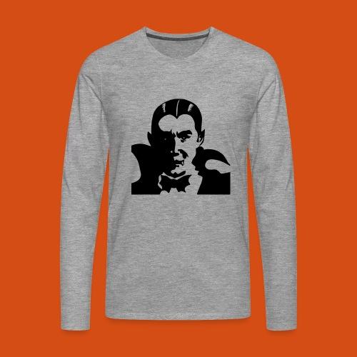 blackpire - Mannen Premium shirt met lange mouwen