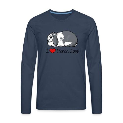 French Lop - Men's Premium Longsleeve Shirt