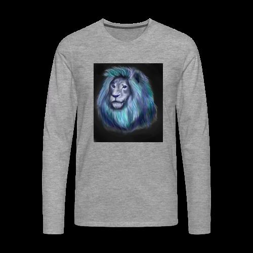 lio1 - Men's Premium Longsleeve Shirt