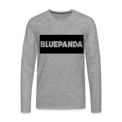 BLUE PANDA - Men's Premium Longsleeve Shirt