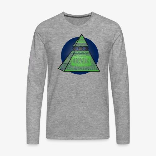 EYE - Men's Premium Longsleeve Shirt