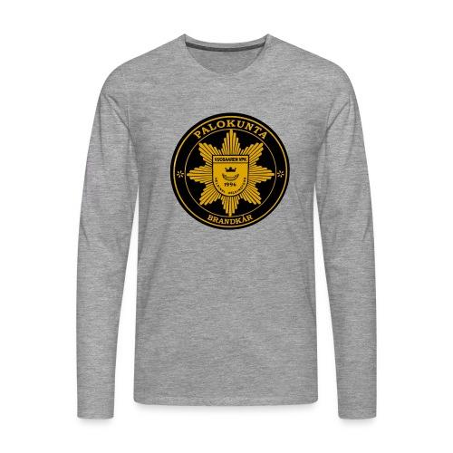 vvpk - Miesten premium pitkähihainen t-paita