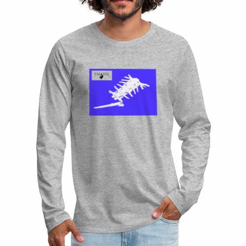Maus - Männer Premium Langarmshirt