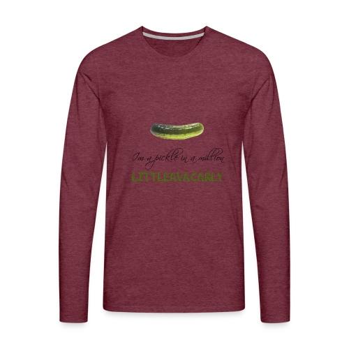 Im a pickle in a MILLION - Men's Premium Longsleeve Shirt