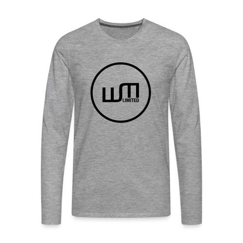 WMLTD_SHIRT_2_18CM-2 - Männer Premium Langarmshirt