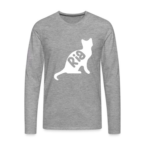 Team Ria Cat - Men's Premium Longsleeve Shirt