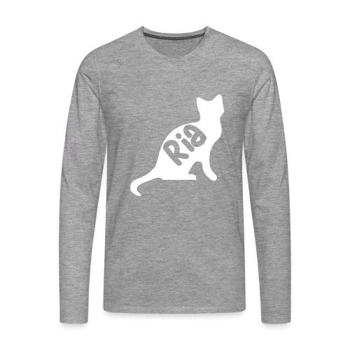 Team Ria Cat - Men's Premium Longsleeve Shirt