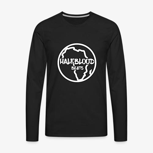 halfbloodAfrica - Mannen Premium shirt met lange mouwen