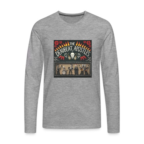 The Deadbeat Apostles - Men's Premium Longsleeve Shirt