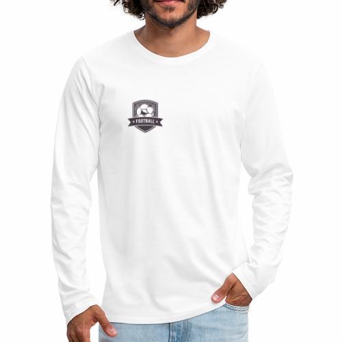 football - Männer Premium Langarmshirt