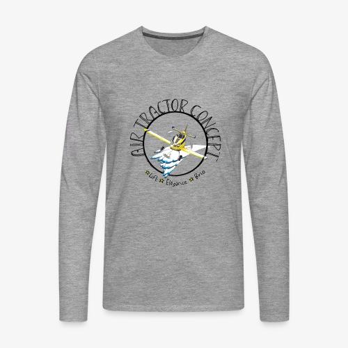 Lift élégance brio - T-shirt manches longues Premium Homme