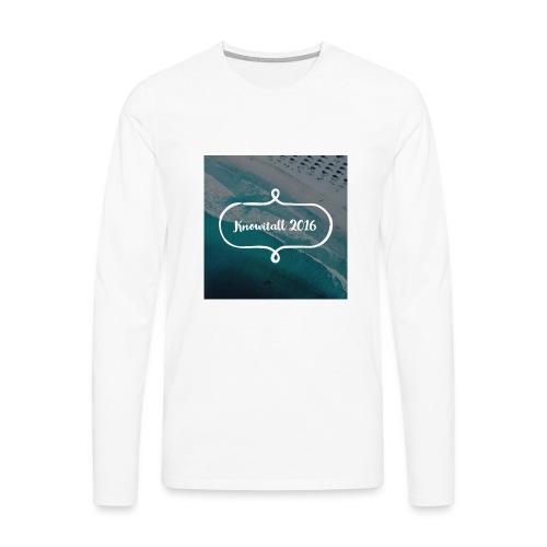 Knowitall 2016 - Men's Premium Longsleeve Shirt