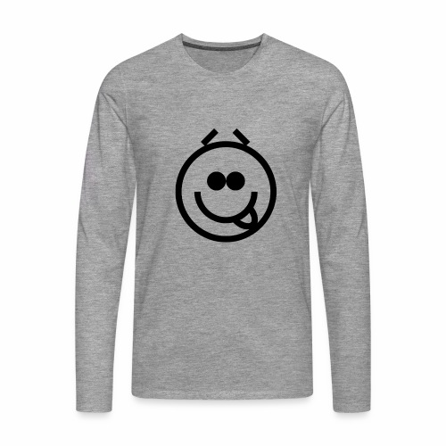 EMOJI 20 - T-shirt manches longues Premium Homme