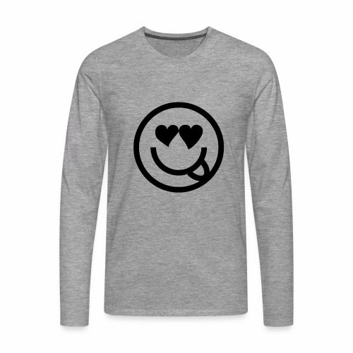 EMOJI 19 - T-shirt manches longues Premium Homme