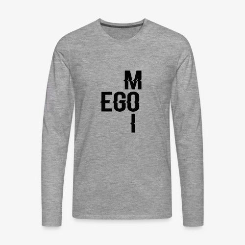 ego moi - T-shirt manches longues Premium Homme