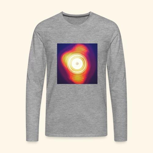 round color - T-shirt manches longues Premium Homme