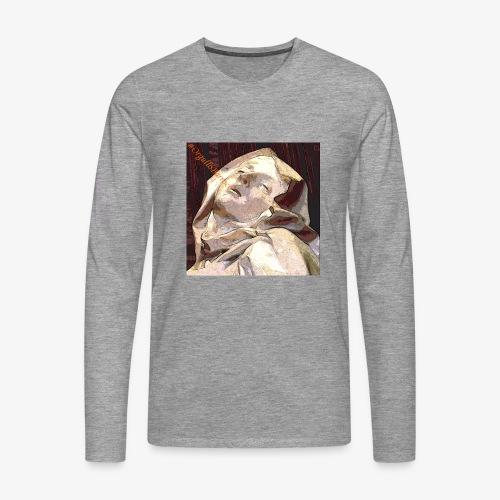 #OrgulloBarroco Teresa - Camiseta de manga larga premium hombre