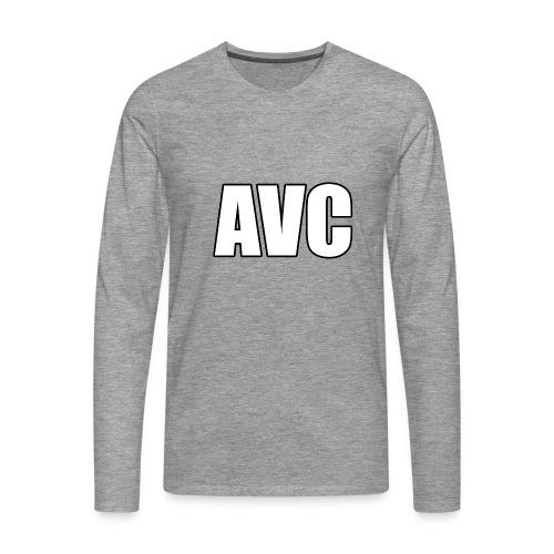 mer png - Mannen Premium shirt met lange mouwen
