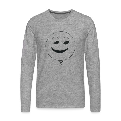 Janic Shop - Männer Premium Langarmshirt