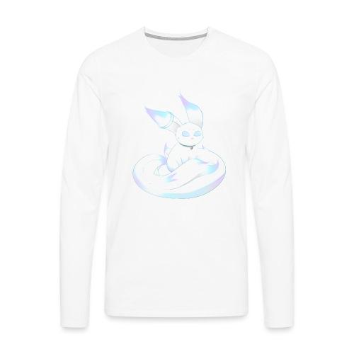 Fannec - Maglietta Premium a manica lunga da uomo