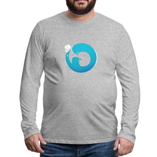 Logo iG | Team Esport - T-shirt manches longues Premium Homme