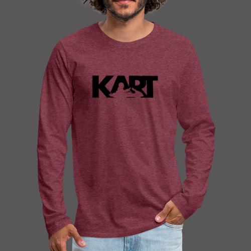 KART - Männer Premium Langarmshirt