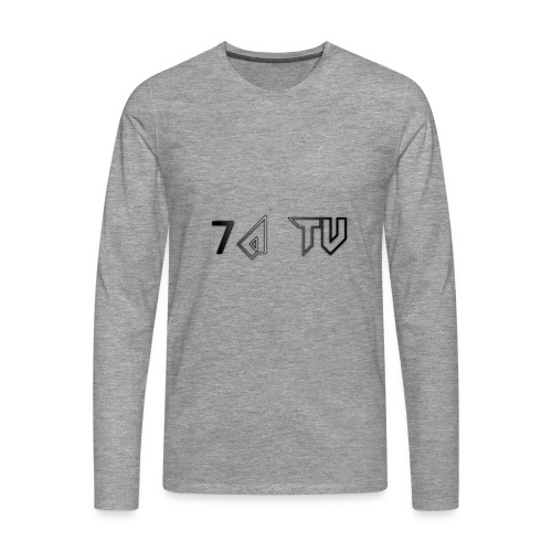 7A TV - Men's Premium Longsleeve Shirt
