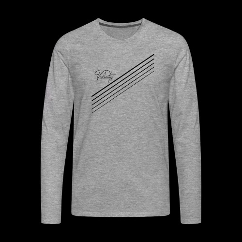 Vielsaitig - Männer Premium Langarmshirt