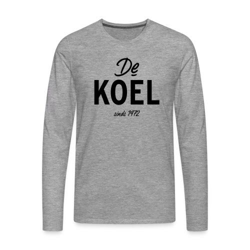 De Koel - Männer Premium Langarmshirt
