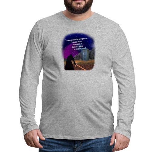 Bad Parking - Men's Premium Longsleeve Shirt