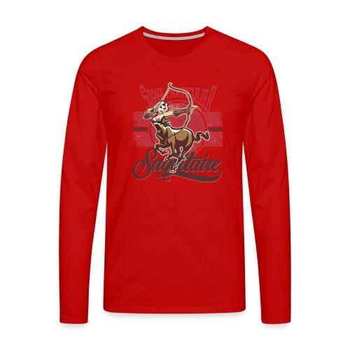 SAGITTAIRE - T-shirt manches longues Premium Homme