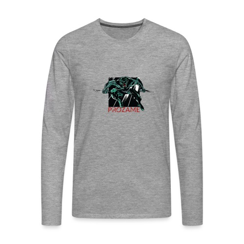 PantherWarrior - Männer Premium Langarmshirt