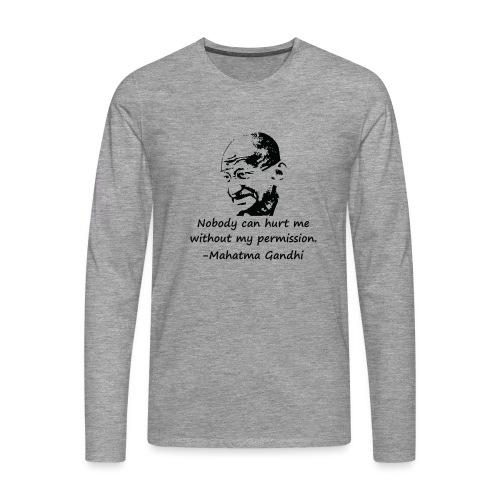 Hurt - Men's Premium Longsleeve Shirt