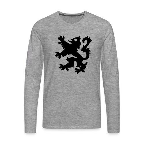 SDC men's briefs - Men's Premium Longsleeve Shirt